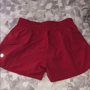 Lululemon Flamenco Tracker NWOT Shorts